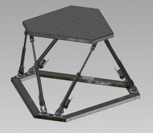 6 Axis Stewart Platform