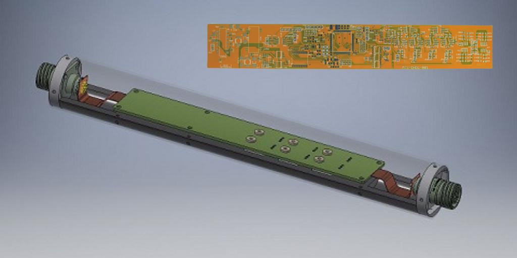Data Logger + PCB