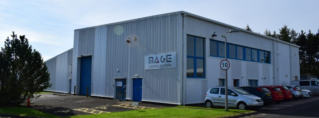Mage Control Systems premises - Scottish Enterprise Technology Park, East Kilbride